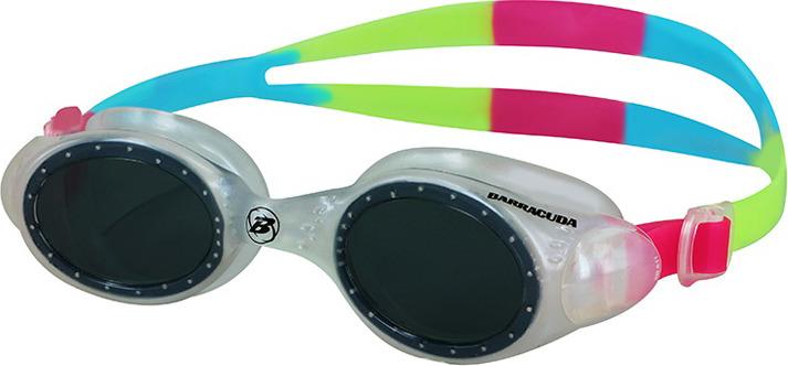 Очки для плавания Barracuda Uviolet, 33620, розовый, голубой, зеленый цена