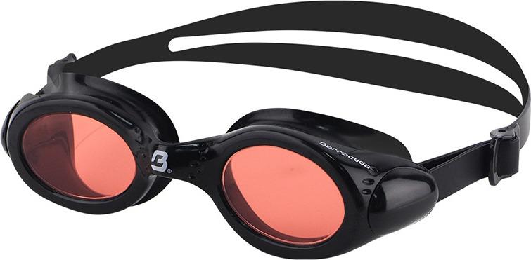 Очки для плавания Barracuda Uviolet, 33620, розовый, черный цена