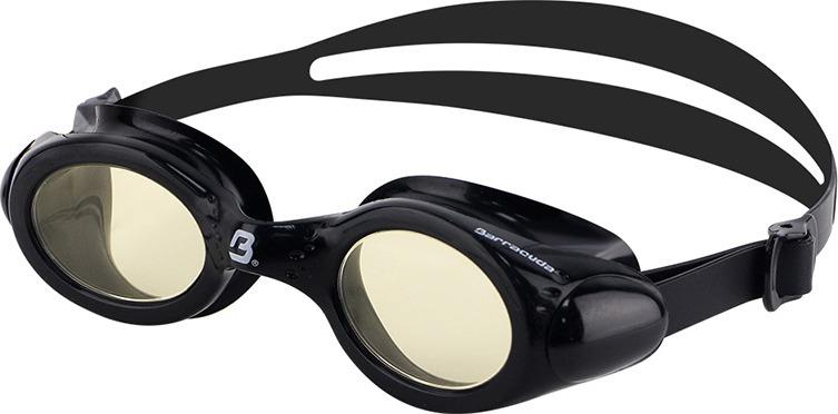 Очки для плавания Barracuda Uviolet, 33620, прозрачный, черный цена