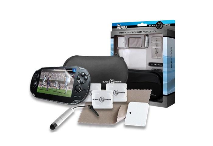 Комплект игровых аксессуаров Black Horns BH-PSV0803(R) стоимость