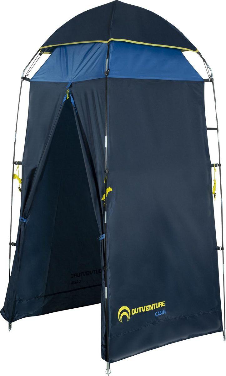 Кемпинговый душ Outventure Cabin Sanitary Tent, S19EOUOT026-Z3, темно-синий цена