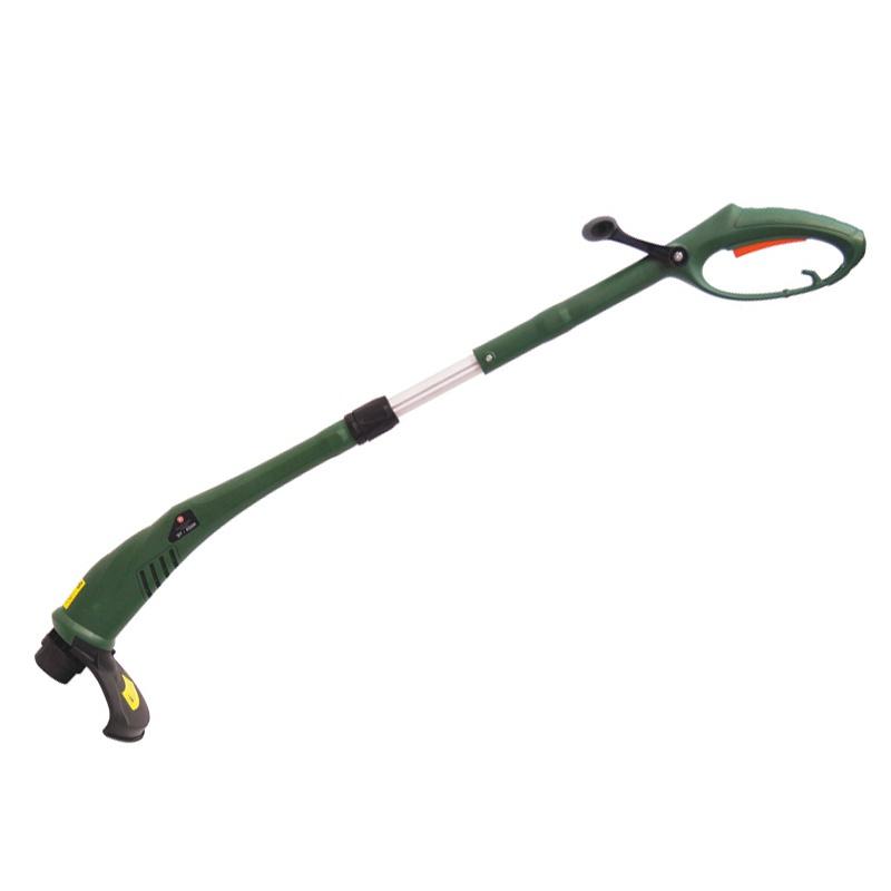 лучшая цена Садовый триммер Калибр ЭТ-450Н, зеленый
