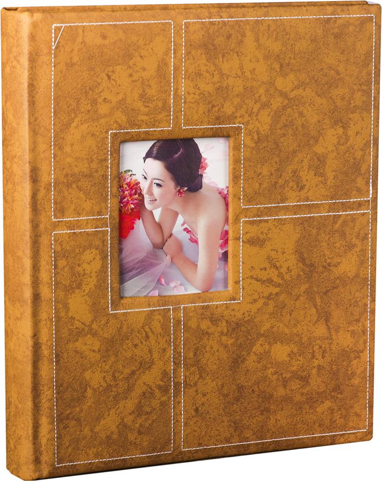 Фотоальбом Шик Микс, магнитный, 1523958, мультиколор, 30 листов, 5 х 28 х 33,5 см