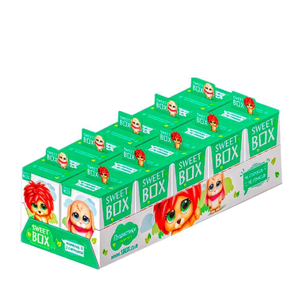 Сладкий набор с игрушкой Sweet Box