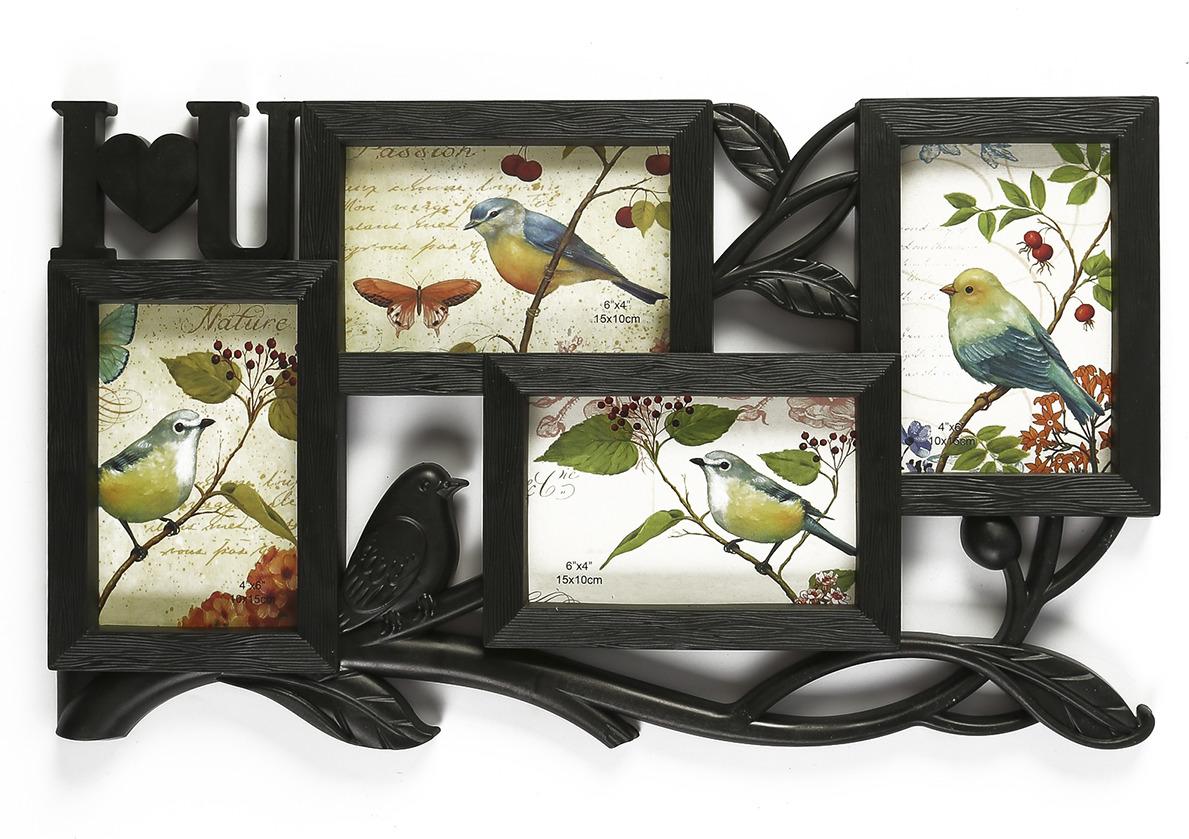 фоторамка с птицами говоря, идея была