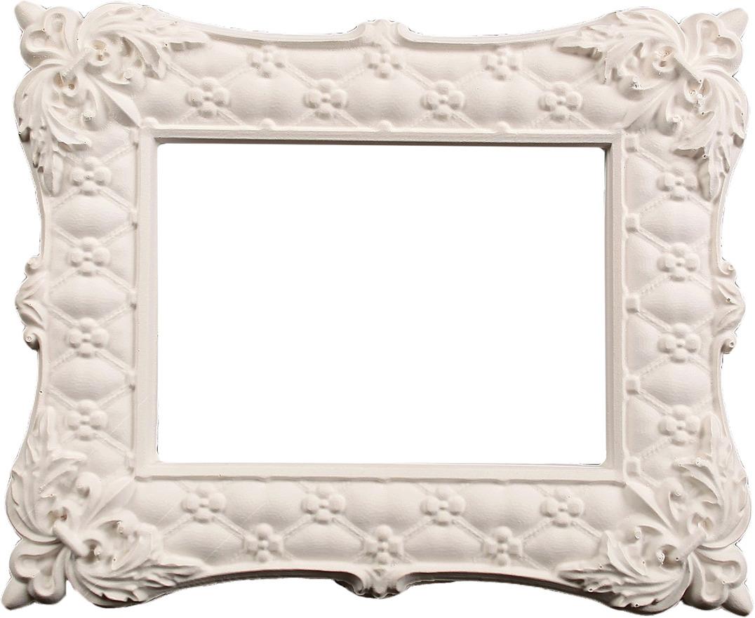 Фоторамка Оливия, 3279378, белый, 17 х 20 см