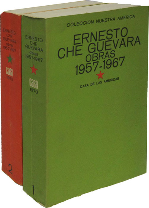 Че Гевара Э. Ernesto Che Guevara. Obras (1957-1967) (комплект из 2 книг)