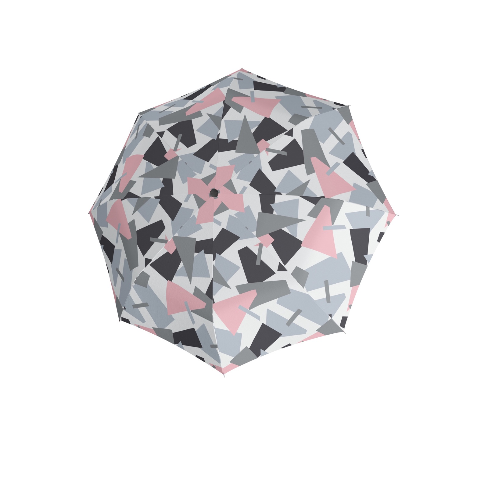 Зонт Doppler Crush, бежевый, серый, черный, черно-серый, розовый цена