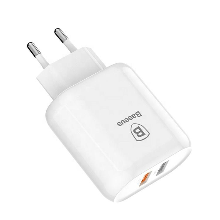 Сетевое зарядное устройство Baseus Bojure Series Quick charge 3.0 все цены