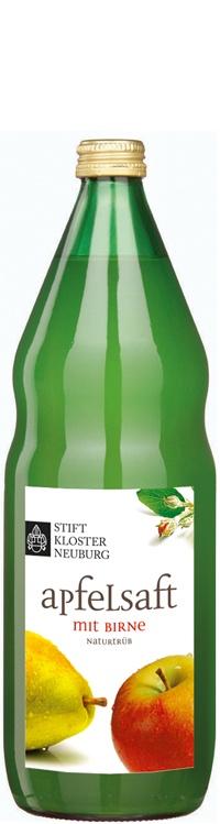Сок Stift Klosterneuburg 6 бутылок по 1 л, Яблоко, Груша