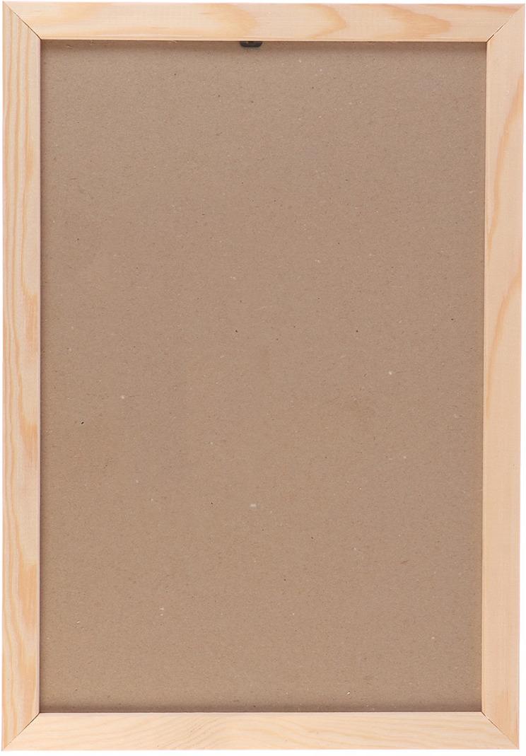 Фоторамка №2, 3585228, белый, 30 х 45 см