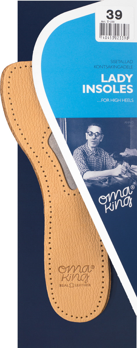 цена Стельки для обуви OmaKing онлайн в 2017 году