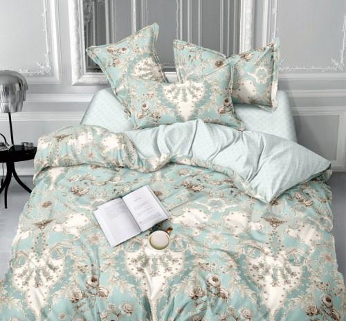 Комплект постельного белья TOONTEX сатин ТТ 08027-1,5 комплект постельного белья lou семейное сатин наволочки 50 х 70 2шт