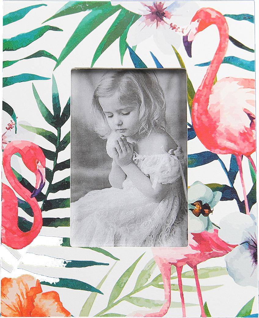 Фоторамка Фламинго, 3746948, 24,7 х 19,6 х 1 см