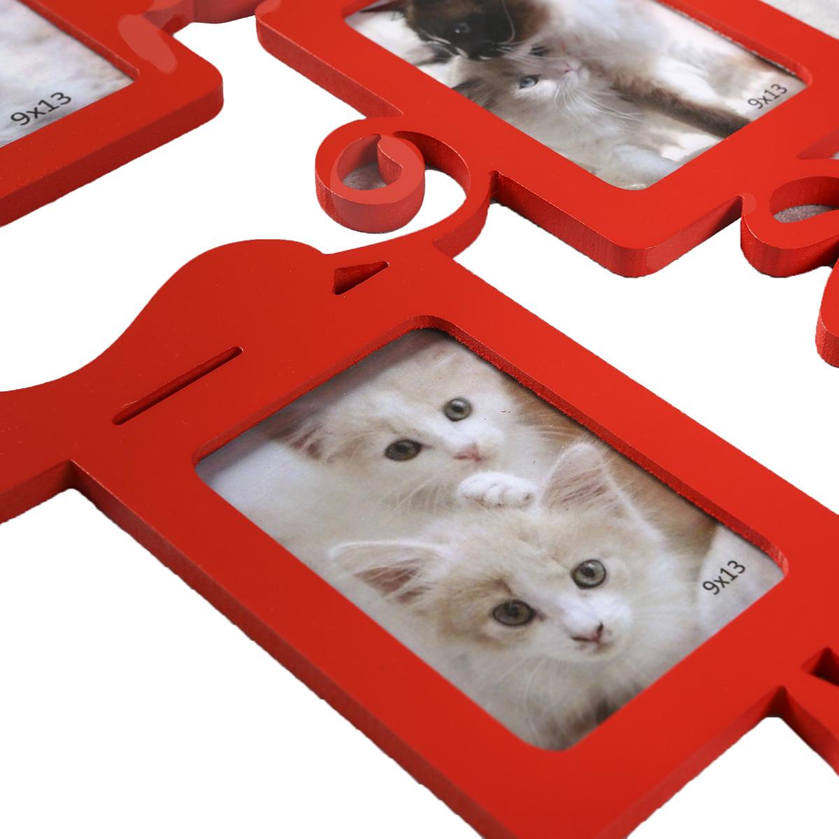 светлое место, фоторамки коллажи домашние кошки тайны луны