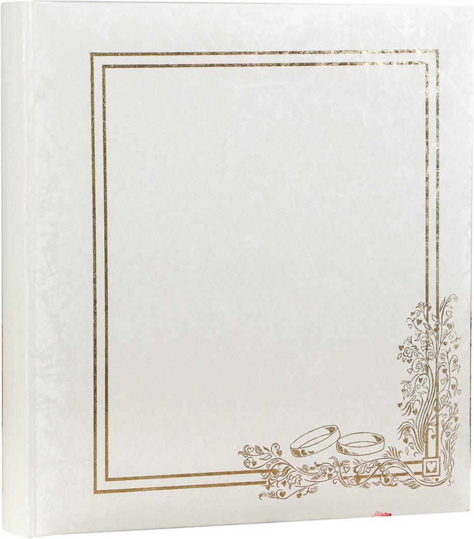 Фотоальбом Innova Традиционный свадебный альбом, 3810428, мультиколор, 40 листов, 32 х 34 х 5,5 см