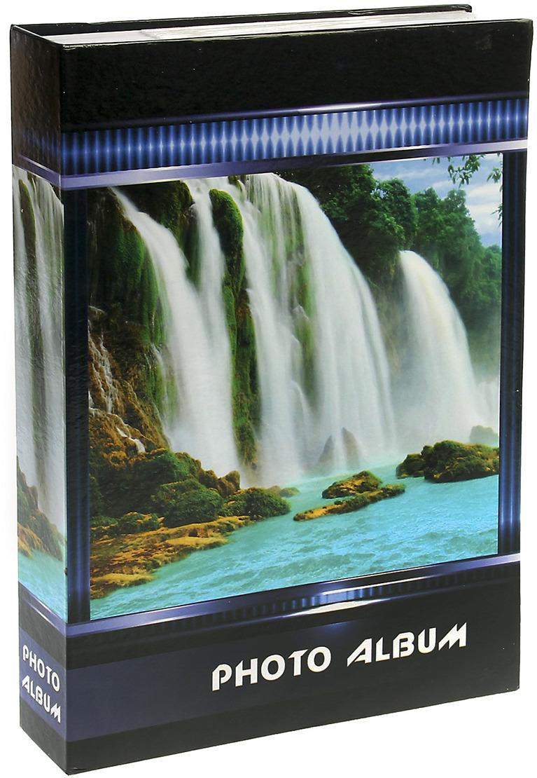 Фотоальбом Pioneer Waterfalls, 300 Фотографий, 10 x 15 см фотоальбом pioneer man style 100 фотографий цвет темно зеленый хаки 10 x 15 см