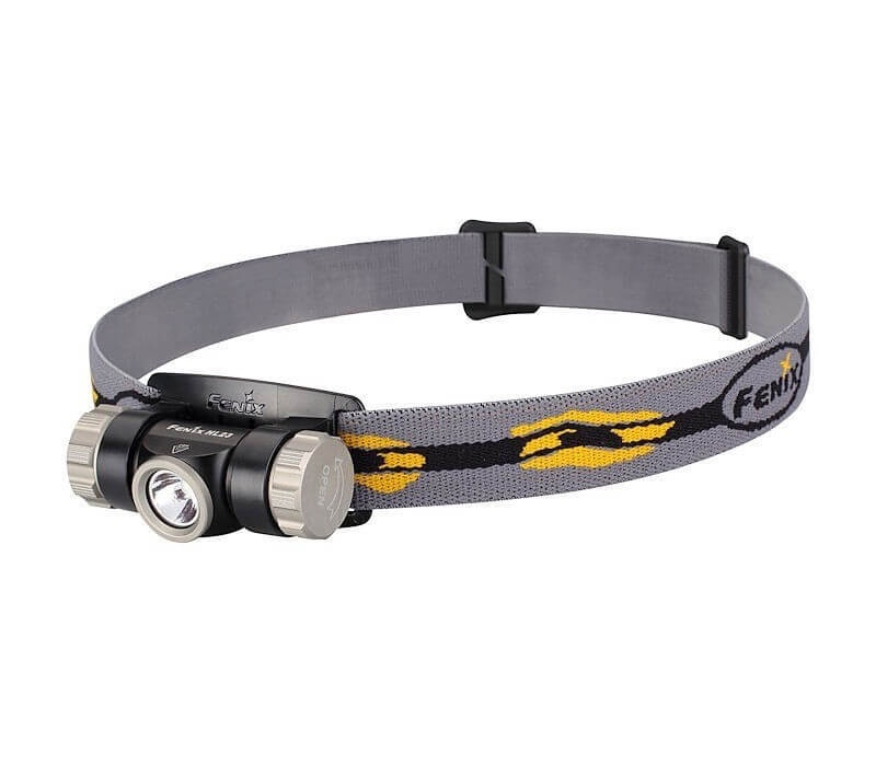 Налобный фонарь Fenix HL23 Grey, серый