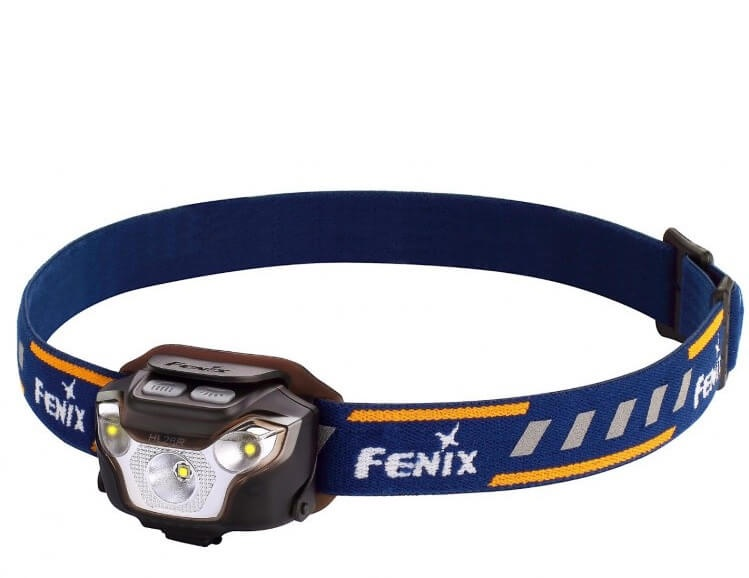 Налобный фонарь Fenix HL26R Black, черный