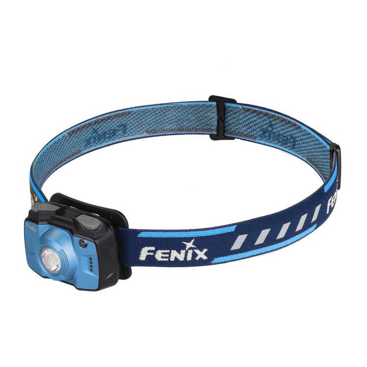 Налобный фонарь Fenix HL32R Blue, синий