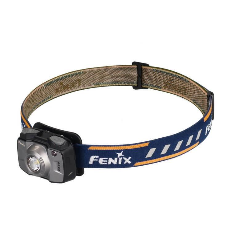 Налобный фонарь Fenix HL32R Gray, серый