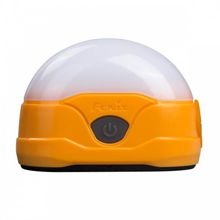 Кемпинговый фонарь Fenix CL20R Orange, оранжевый