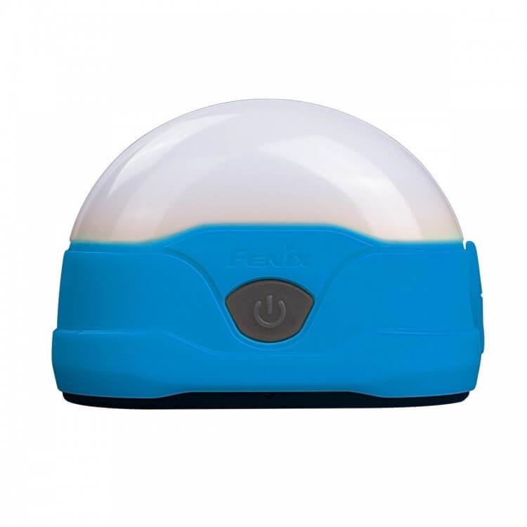 Кемпинговый фонарь Fenix CL20R Blue, синий фонарь кемпинговый эра 6 x led 4 режима