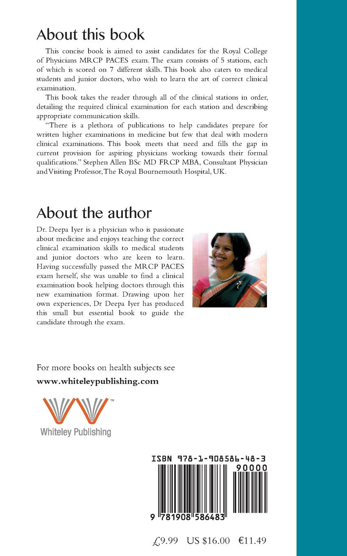 Deepa Iyer Clinical Examination Skills for the MRCP Paces Exam недорго, оригинальная цена