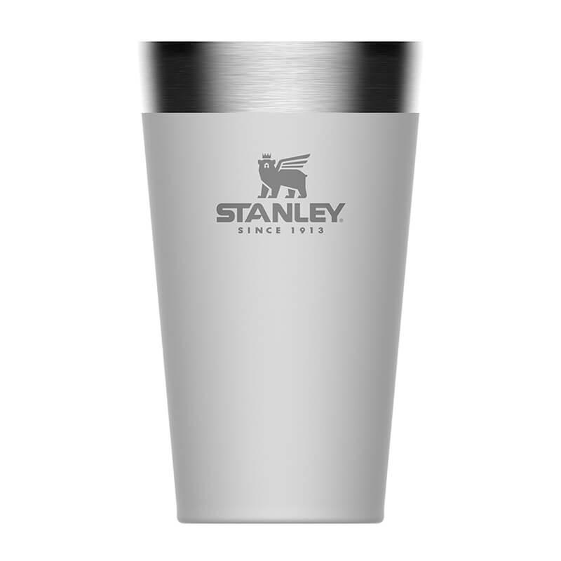 Термокружка Stanley Adventure 0.47L Vacuum Pint White, белый