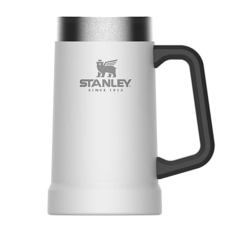 Термокружка Stanley Adventure 0.7L Vacuum Stein White, белый