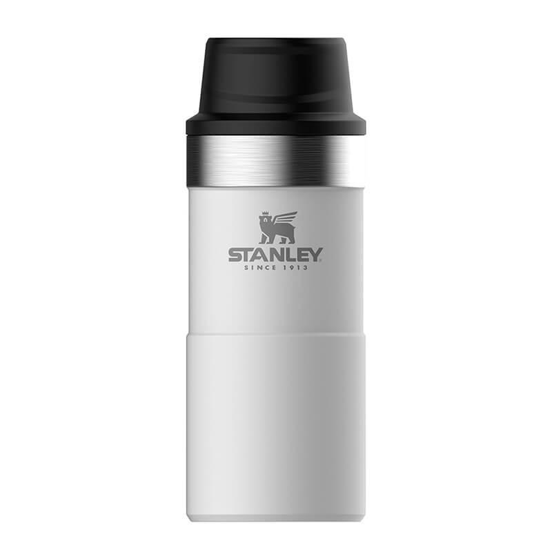 Термокружка Stanley Classic 0.35L One Hand 2.0 Vacuum Mug White, белый термокружка stanley classic mug 1 hand 0 47л темно зеленый