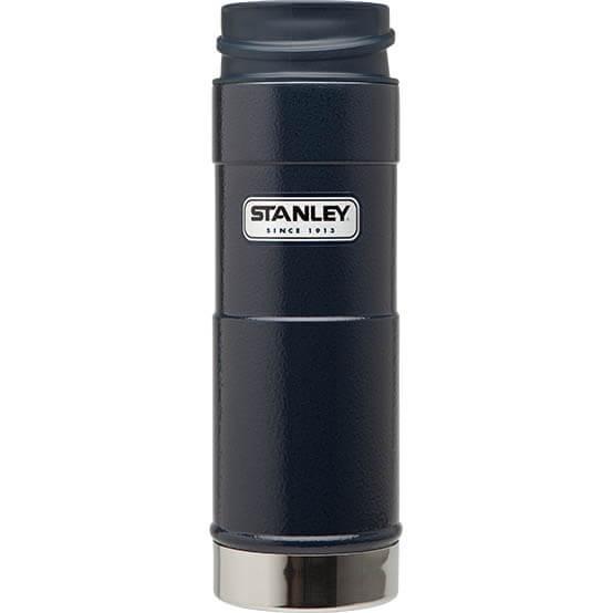 Термокружка Stanley Classic 0.47L One Hand Vacuum Mug Hammertone Navy, синий