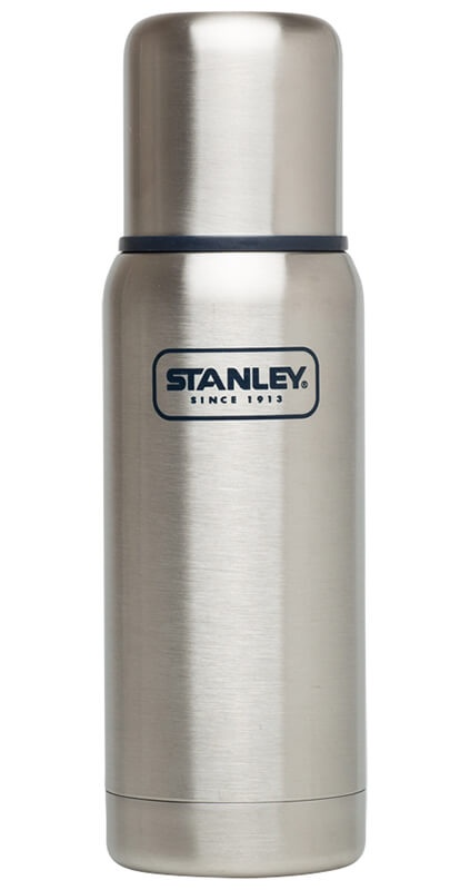 Термос Stanley Adventure 0.5L Vacuum Bottle Stainless Steel, Нержавеющая сталь
