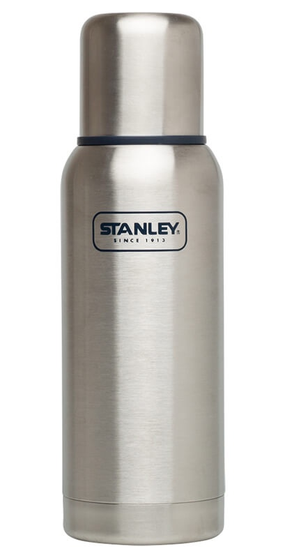 Термос Stanley Adventure 0.75L Vacuum Bottle Stainless Steel, Нержавеющая сталь