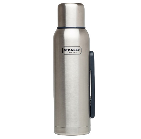 Термос Stanley Adventure 1.3L Vacuum Bottle Stainless Steel, Нержавеющая сталь