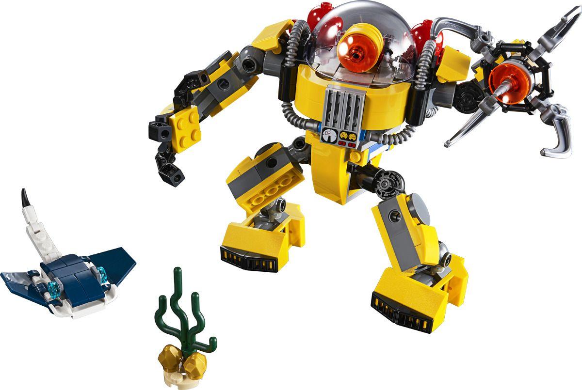 Пластиковый конструктор LEGO 31090