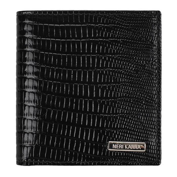 Портмоне Neri Karra .0313, черный портмоне мужское neri karra цвет черный 0354 03 01