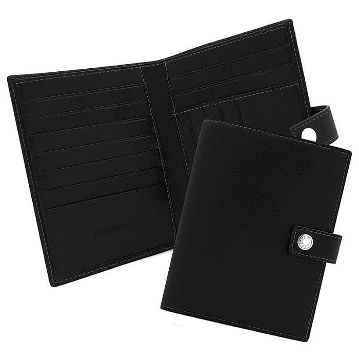 Портмоне Neri Karra .0285, черный портмоне мужское neri karra цвет черный 0354 03 01