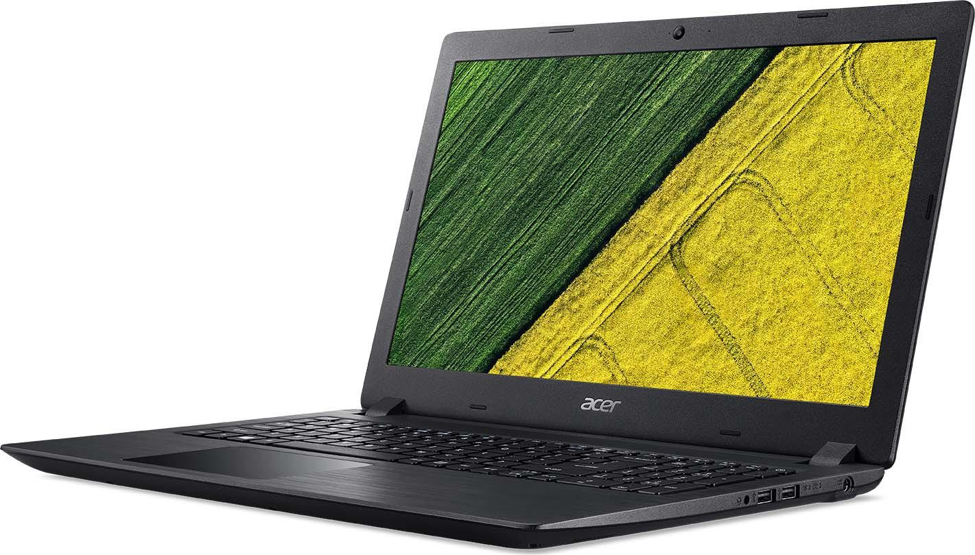 Ноутбук Acer Aspire A315-21-67R0, NX.GNVER.061, 15.6, black ноутбук для программирования 2017