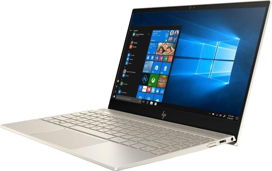 13.3 Ноутбук HP Envy 13-ah0007ur 4HF15EA, золотой ноутбук hp envy 13 ad109ur 2pp98ea 13 3 золотой