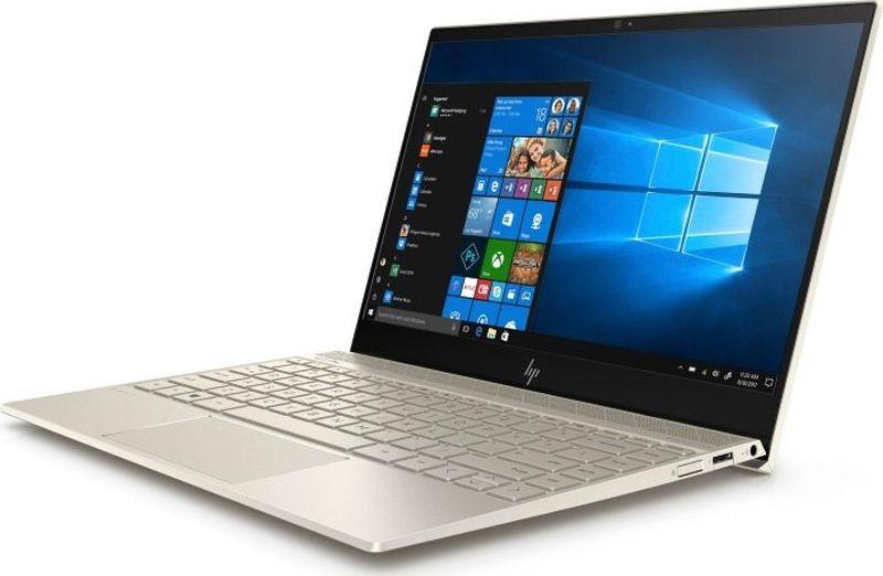 13.3 Ноутбук HP Envy 13-ah1000ur 5CS39EA, золотой ноутбук hp envy 13 ad109ur 2pp98ea 13 3 золотой