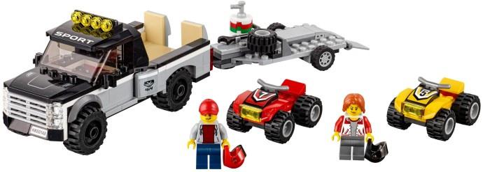 Пластиковый конструктор LEGO 60148