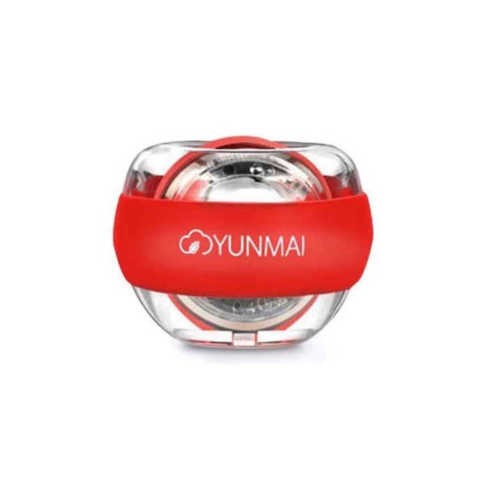 Тренажер для кистей рук Xiaomi Yunmai Powerball Force Ball - Красный