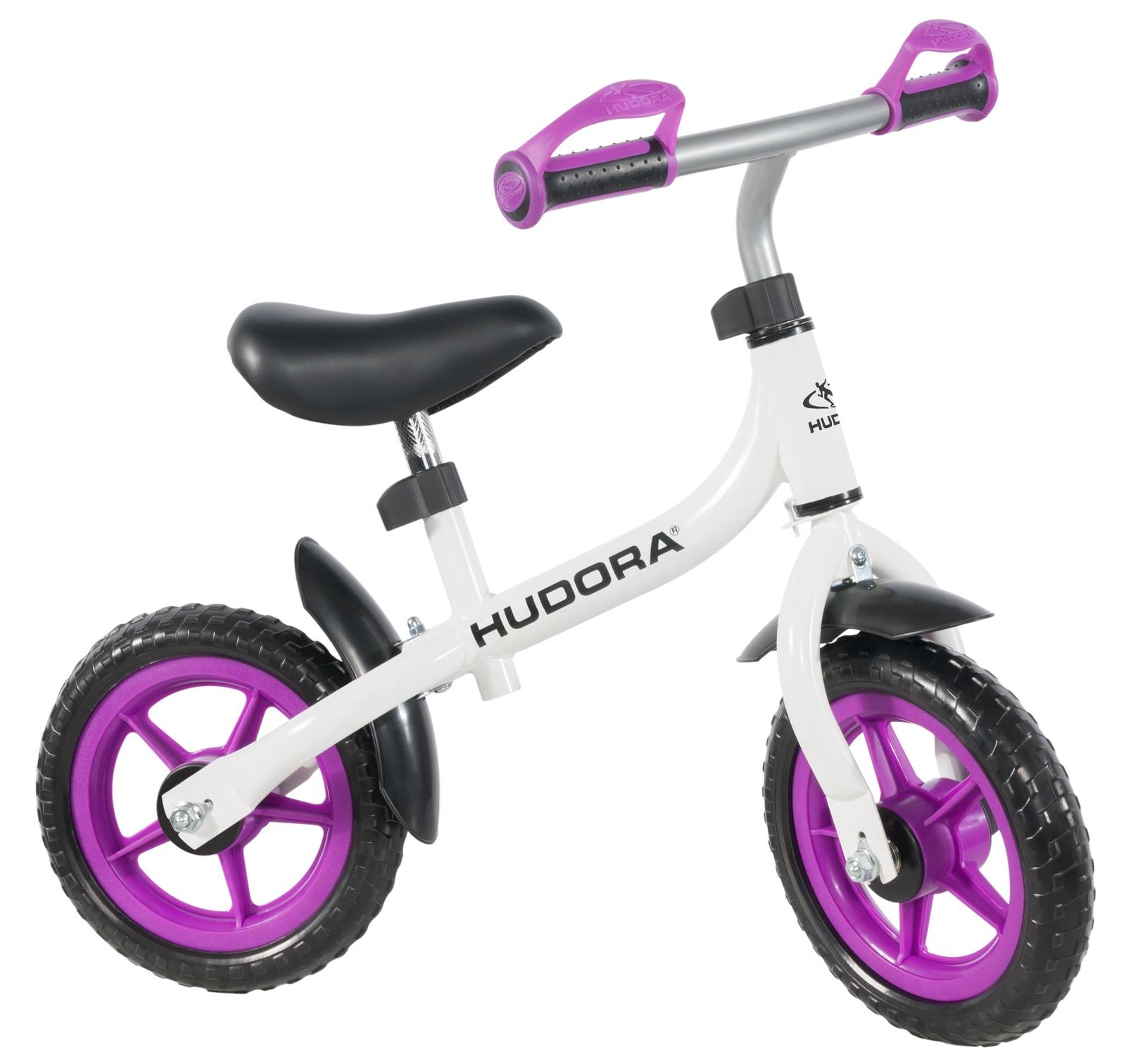 беговелы Беговел Hudora 10715, фиолетовый