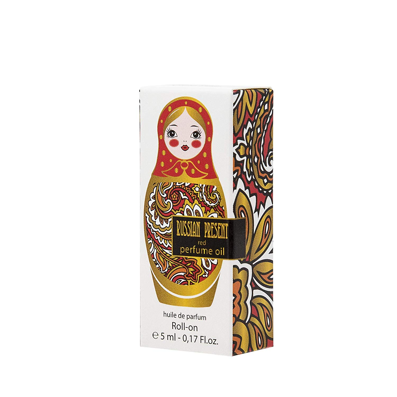 Масло парфюмерное Sergio Nero Russian Present Red (parfume oil) 5ml