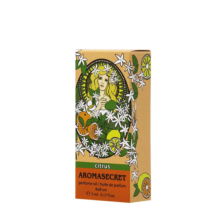 Масло парфюмерное Sergio Nero Aromasecret Citrus (parfume oil) 5ml