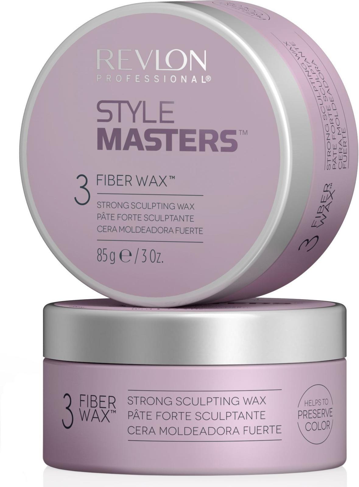 Revlon Professional SM Воск моделирующий для волос Creator Fiber Wax 85 мл revlon professional sm гель для контроля и блеска creator defining gel 150 мл