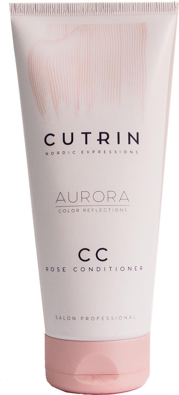 Маска для волос Cutrin Reflection Color Care Нежная роза, 200 мл маска для волос cutrin reflection color care карамель 200 мл