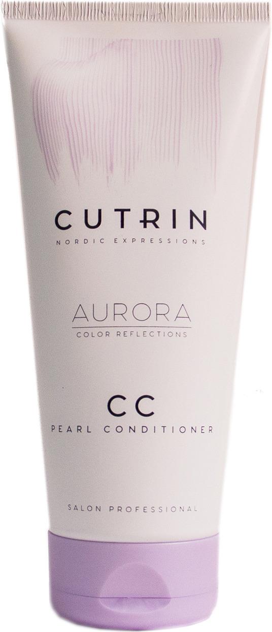 Маска для волос Cutrin Reflection Color Care Перламутровый блеск, 200 мл маска для волос cutrin reflection color care карамель 200 мл