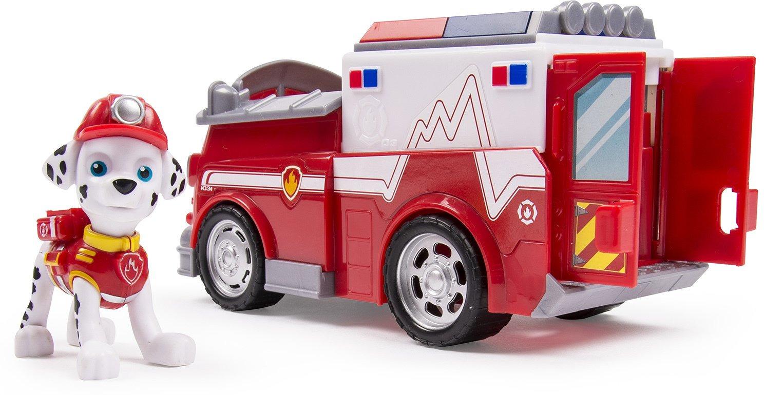 Paw Patrol Игровой набор Машинка спасателя и щенок 20068615